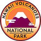 HAWAII VOLCANOES NATIONAL PARK VOLCANO by MyHandmadeSigns