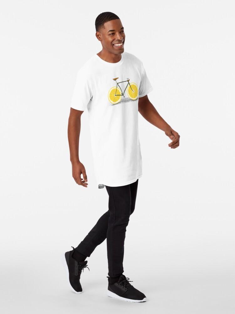 Alternative Ansicht von Zitrusschale Longshirt