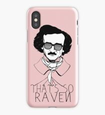 That' s So Raven iPhone Case/Skin
