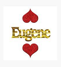 Eugene Photographic Print