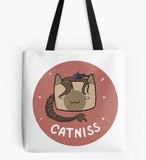 Catniss Tote Bag