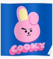 BT21 Cooky Poster