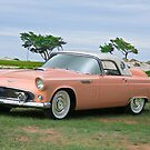 1956 Ford 'Pebble Beach' Thunderbird 2 by DaveKoontz