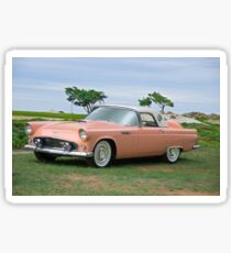 1956 Ford 'Pebble Beach' Thunderbird 2 Sticker