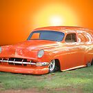 1954 Chevrolet 'Pro Street' Sedan Delivery by DaveKoontz