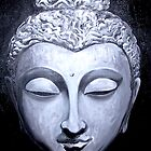 Buddha by whittyart