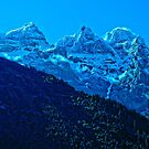 Stunning Swiss Alps by TimConstable