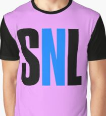 SNL Graphic T-Shirt