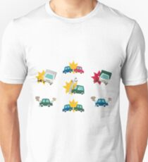 Motor Vehicle Accidents. T-Shirt