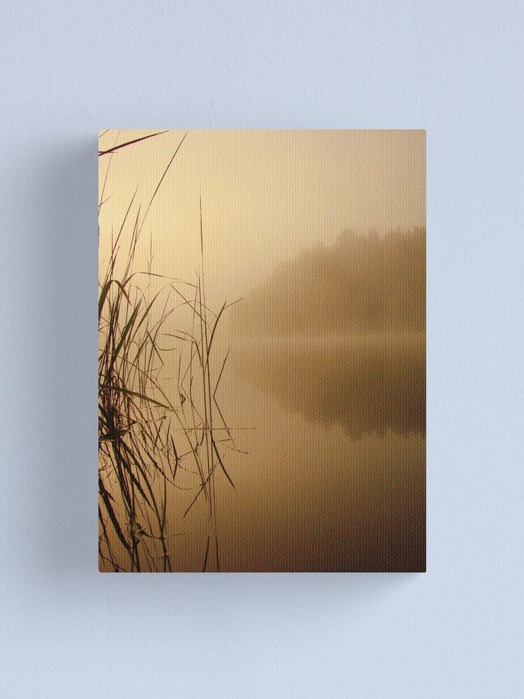 Alternate view of Nature and Silence Canvas Print