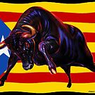 Catalonia: Bullish on Independence by ayemagine