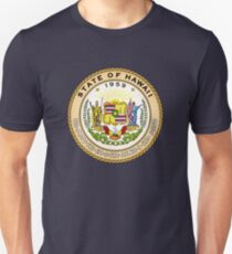 State Seal of Hawaii Unisex T-Shirt