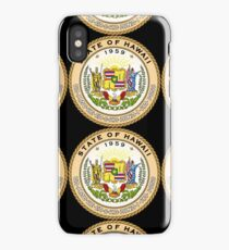 State Seal of Hawaii iPhone Case