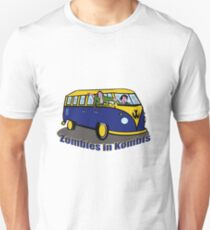 Zombies in Kombies Unisex T-Shirt