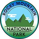 Rocky Mountain National Park Colorado Hiking Climbing Camping by MyHandmadeSigns