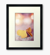 the butterfly 09 Framed Print