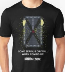 """R6 - Thermite """"Drywall Work"""" T-Shirt"""
