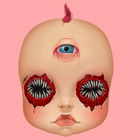 Moutheye by Liransz