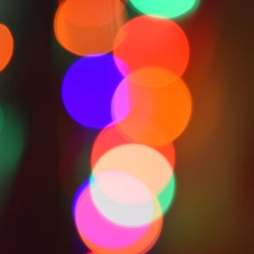 bokeh effect  by Winkham