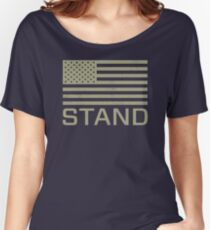 Stand - I Don't Kneel Women's Relaxed Fit T-Shirt