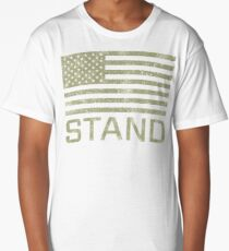 Stand - I Don't Kneel Long T-Shirt
