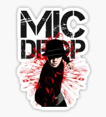 Pegatina BTS - MIC DROP