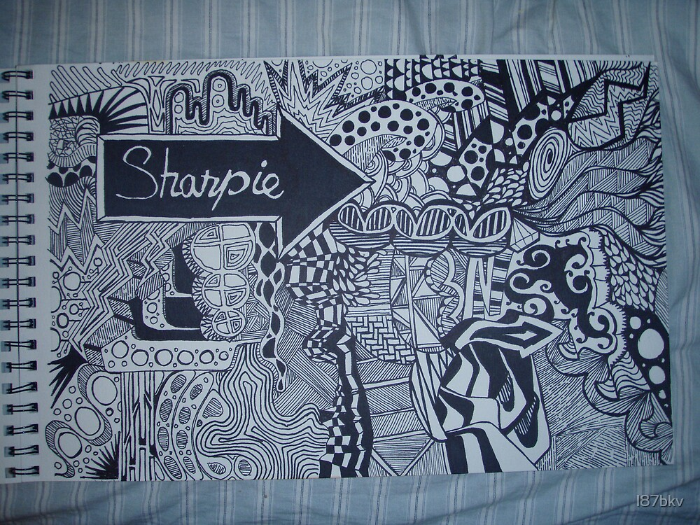 Sharpie by l87bkv