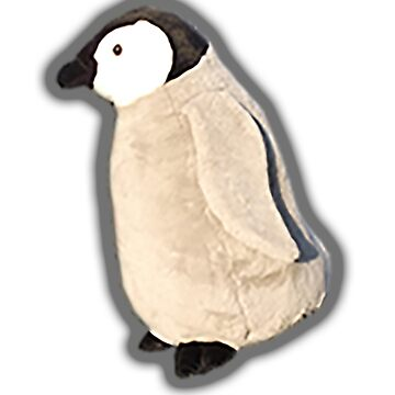 BABY, PENGUIN by TOMSREDBUBBLE