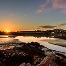West Cork Winter Sunset by Andrew Jones