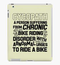 Cycopath (full body print) iPad Case/Skin