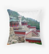 Summer Palace, Beijing Throw Pillow