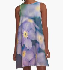 Forget Me Not A-Line Dress