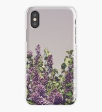 Wild Lilacs iPhone Case
