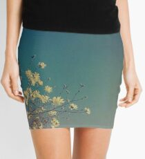 Head in the Clouds Mini Skirt