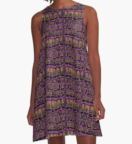 Sorrel A-Line Dress