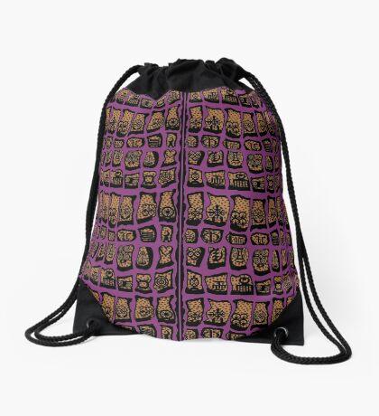 Sorrel Drawstring Bag