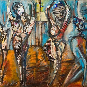African spanish dancers by GaryFrier