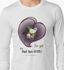 wildflower, Best Mum EVER! heart T-Shirt