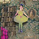 « Alice in Wonderland - la chute » par kristellinwond