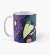 Tiny Plague Knight Mug
