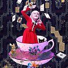 « Alice in Wonderland - teatime » par kristellinwond
