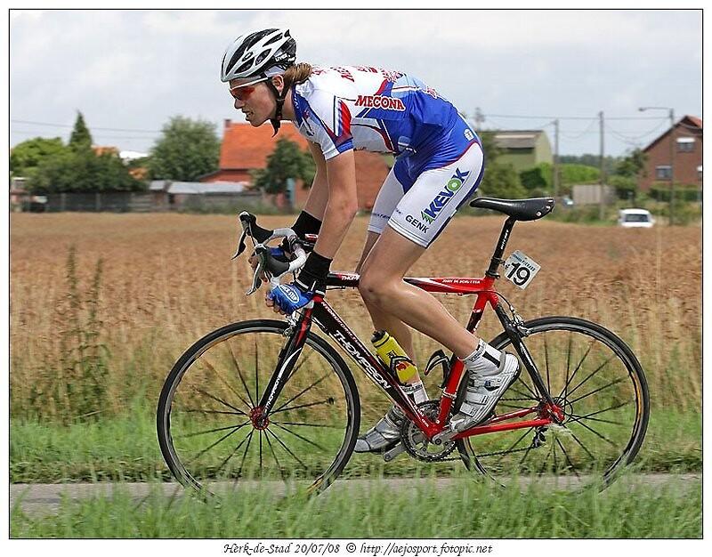 John's cycling. by alaskaman53