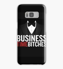 Business Time Samsung Galaxy Case/Skin