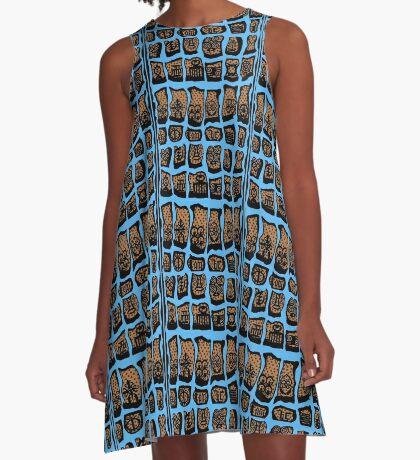 Chattam A-Line Dress