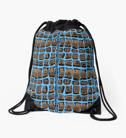 Chattam Drawstring Bag
