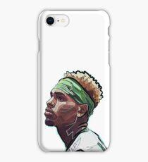 Chris Brown iPhone Case/Skin