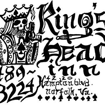 Kings Head Inn by creationxart