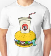 RONALD BURGER by RADIOBOY T-Shirt