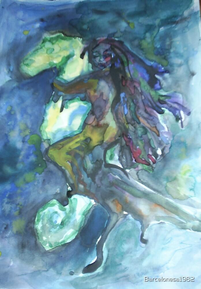 On Horseback. by Barcelonesa1982