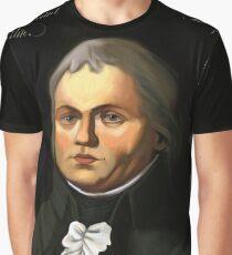 M. J. de Saint Martin Graphic T-Shirt